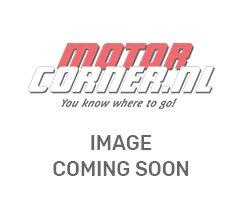 Carterplaat zwart / zilver Honda CB 500 X (13-)