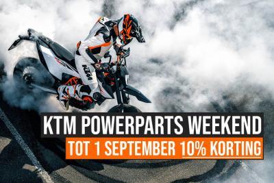 KTM Powerparts weekend